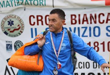 Marco Tozzi, tecnico della Spes Montesacro (Foto ©Spes Montsacro)