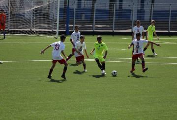Uno scatto della scorsa finale di Coppa Provincia Under 16 (Foto ©GazReg)