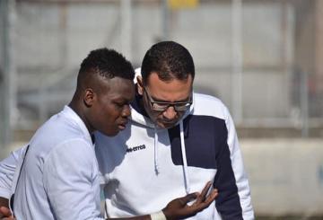 Fabiano Parisi e Benjamin Kone: dalla Vigor Perconti al sogno Serie A