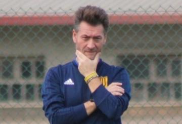Mauro D'Andrea, tecnico dell'Urbetevere (Foto ©Urbetevere)