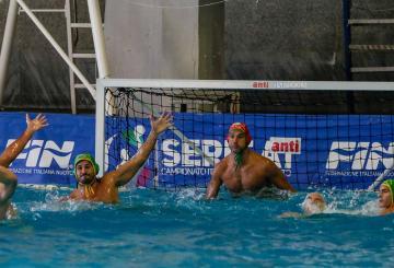 A1- Una bella Lazio non basta: Ortigia vince e va ai play off