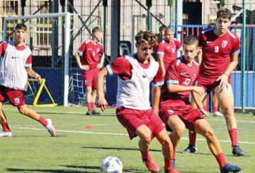 Lazio in zona arancione, allenamenti con autocertificazione