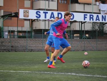 """Oriano: """"Unipomezia top club, sono qui per crescere e vincere"""""""