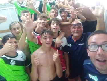 Under 15, DLF Civitavecchia