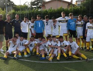 Coppa Lazio   Under 15   Urbetevere - Tor Tre Teste 2-1