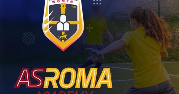 Eretum Monterotondo: ufficiale l'affiliazione con l'AS Roma Femminile