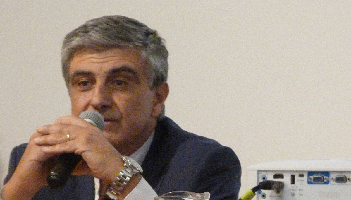 Pietro Mele, presidente di Roma (Foto ©GazReg)